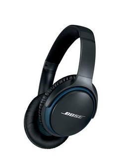 Бездротові навушники чорні BOSE SOUNDLINK AE II