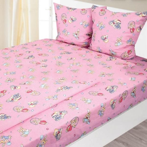 Комплект детского постельного белья фланель Ярослав