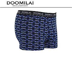 Чоловічі боксери стрейчеві з бамбука «DOOMILAI» Арт.D-01442