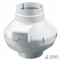 Канальный вентилятор Vents (Вентс) ВК 125 У 79 Вт 355 м³/ч