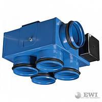 Канальный вентилятор Vents (Вентс) ВКП 80 мини 20/45 Вт 88/162 м³/ч