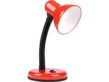 Светодиодный настольный светильник Luxel 220-240V 7W 4000K (TL-11R) Красный