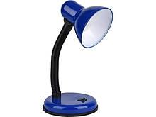 Светодиодный настольный светильник Luxel 220-240V 7W 4000K (TL-11BL) Синий