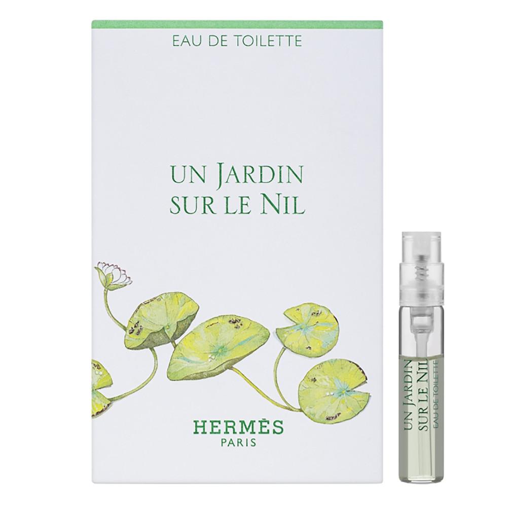 Hermes Un Jardin Sur Le Nil Туалетная вода (пробник) 2ml (3346138900025)