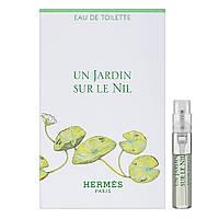 Hermes Un Jardin Sur Le Nil Туалетная вода (пробник) 2ml (3346138900025), фото 1