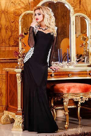 Обворожительное, утонченное вечернее платье
