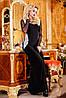 Обворожительное, утонченное вечернее платье , фото 2