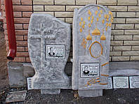 Памятники из гранулита образец №1