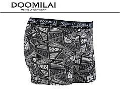 Мужские боксеры стрейчевые из бамбука «DOOMILAI» Арт.D-01440