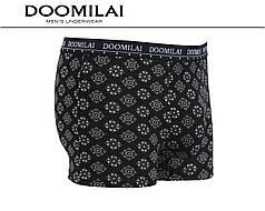 Мужские боксеры стрейчевые из бамбука «DOOMILAI» Арт.D-01445