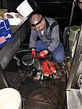 Прочистка засоров, чистка труб, прочистка канализации, промывка канализации, устранение засоров., фото 7