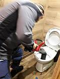 Прочистка засоров, чистка труб, прочистка канализации, промывка канализации, устранение засоров., фото 6