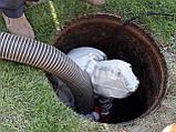 Прочистка засоров, чистка труб, прочистка канализации, промывка канализации, устранение засоров., фото 10