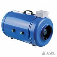Шумоизолированный вентилятор Vents (Вентс) ВКМИ 125 75 Вт 355 м³/ч