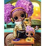 Лялька LOL OMG 24K D. J. - ЛОЛ ОМГ 24К Леді Діджей 574217 L. O. L. Surprise! O. M. G., фото 7