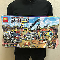 Конструктор Фортнайт - Оборона шахты Bela 11129 Fortnite 654 деталей