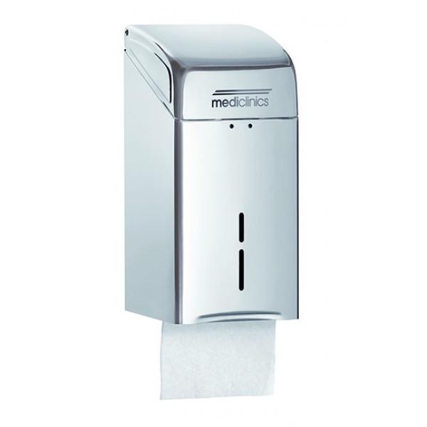 Держатель туалетной бумаги  V складка  матовый