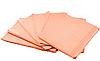 Стоматологічний нагрудник - персик, 500 шт