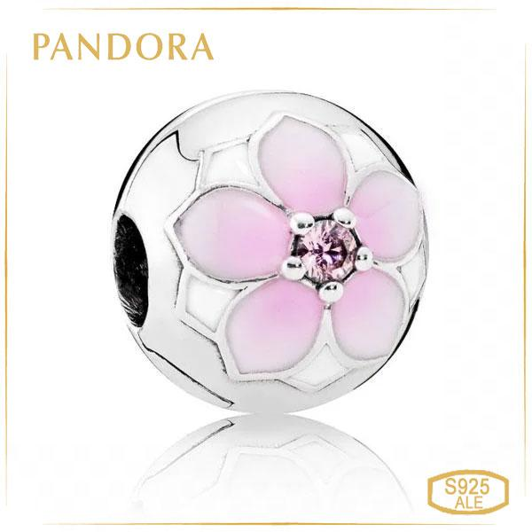 Пандора Кліпса Магнолія Pandora 792078PCZ