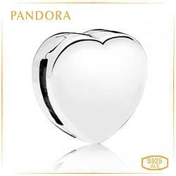 Пандора Клипса Reflex «Сердце» Pandora 797620