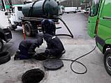 Засор прочистка канализация аварийная служба Буча.Гостомель.Горенка, фото 8