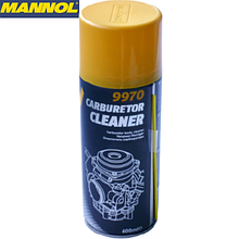Очиститель карбюратора (аэрозоль) 400ml MANNOL (Германия) 9970