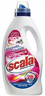 Бесфосфатный жидкий стиральный порошок итальянского производителя Scala Lavantrice Magnolia and Lavandr 1,875L