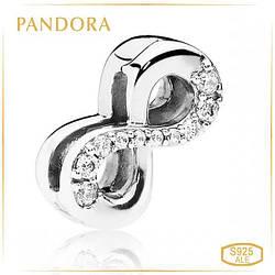 Пандора Клипса Reflex Сверкающая Бесконечность Pandora 797580CZ