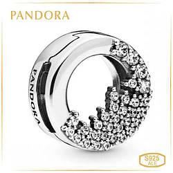 Пандора Клипса Reflex Сверкающие сосульки Pandora 798475C01