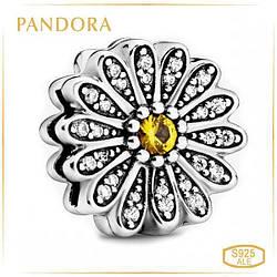 Пандора Клипса Сверкающая Маргаритка Reflex Pandora 798766C01