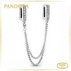 Пандора Соединительная цепочка Reflex Сияние Pandora 798269CZ
