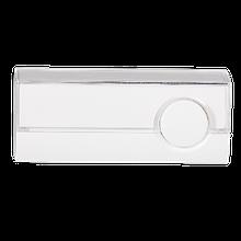 Кнопка дзвінка ZAMEL, герметична IP44, без підсвітки, PDJ-213