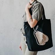"""Эко-сумка """"Груша"""" L, фото 2"""