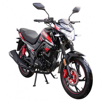 Мотоцикл SPARK SP200R-27 200-кубовый двигатель с балансировочным валом, фото 2