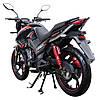 Мотоцикл SPARK SP200R-27 200-кубовый двигатель с балансировочным валом, фото 5
