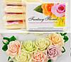 Холодный фарфор Fantasy Floral для реалистичных цветов,цвет айвори кремовый