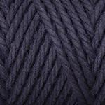 Yarnart Macrame Rope 3 мм № 750 чорний ( Ярн Арт макраме Рвп 3 мм пряжа, нитки для в'язання)