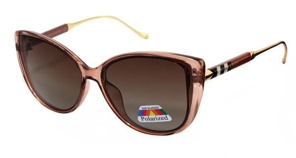 Стильні окуляри від сонця жіночі Polaroid Burberry
