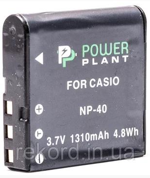 Аккумуляторы для Casio