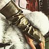 Высокие перчатки-митенки (разные цвета), фото 5