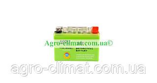 Акумулятор гелевий 12В 4А MSU зелений