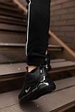 Nike Air Max 720 Black (Чорний), фото 2
