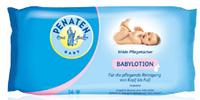 Детские влажные салфетки Penaten BabyLotion (56 салфеток)
