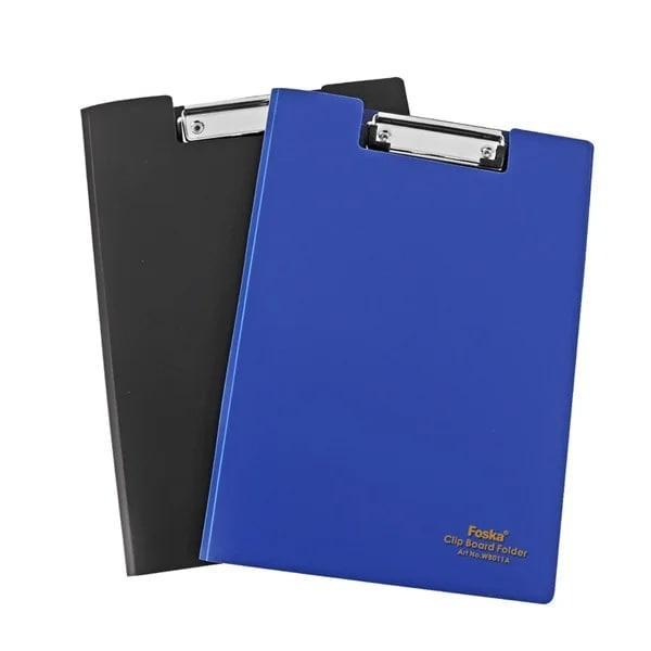 Планшет-папка с карманом в обложке А4, 900мкм Foska