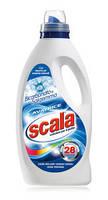 Бесфосфатный жидкий стиральный порошок Scala Lavantrice Liquido Bicarbonato e Salgemma 1875ml