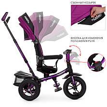 Трехколесный велосипед TURBOTRIKE M 4058-8 фуксия, фото 2