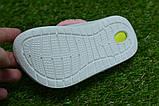 Детские шлепанцы кроксы сабо crocs purple розовые салатовый  р24-29, фото 4