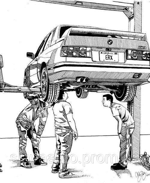Діагностика та ремонт ходової автомобіля