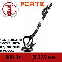 Шлифовальная машина для стен и потолка Forte DWS 225 VLB