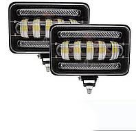 Светодиодная противотуманная фара С СТГ ПТФ LED Габарит